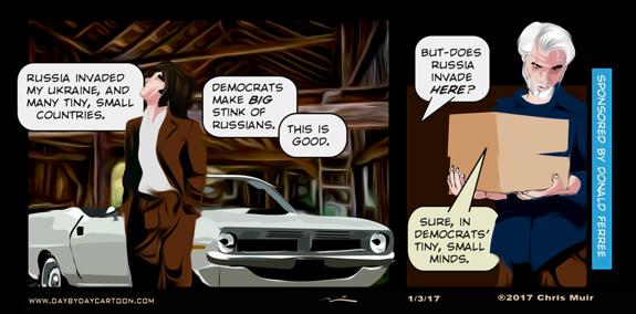 Russian To Judgement. www.daybydaycartoon.com