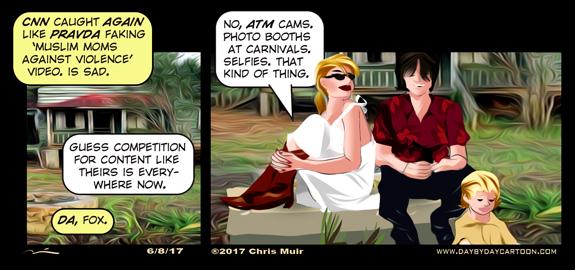 Old News. www.daybydaycartoon.com