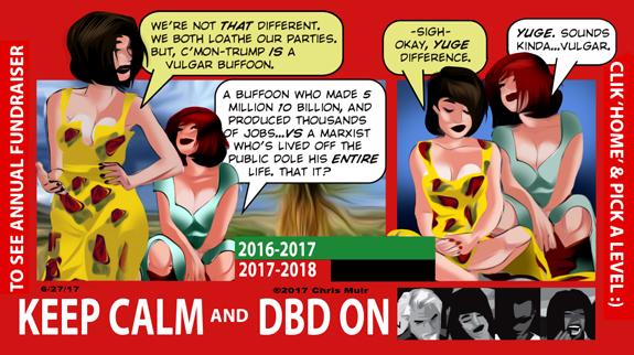Vulgar. www.daybydaycartoon.com