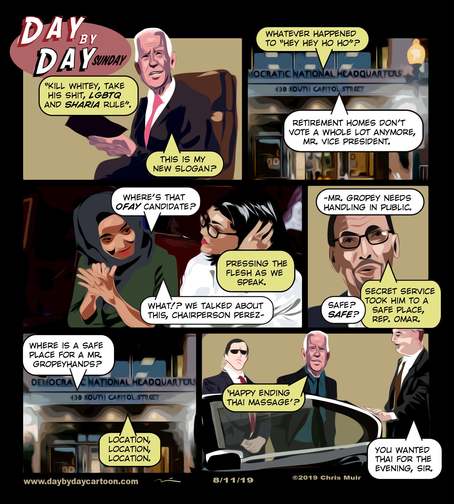 Heat. www.daybydaycartoon.com