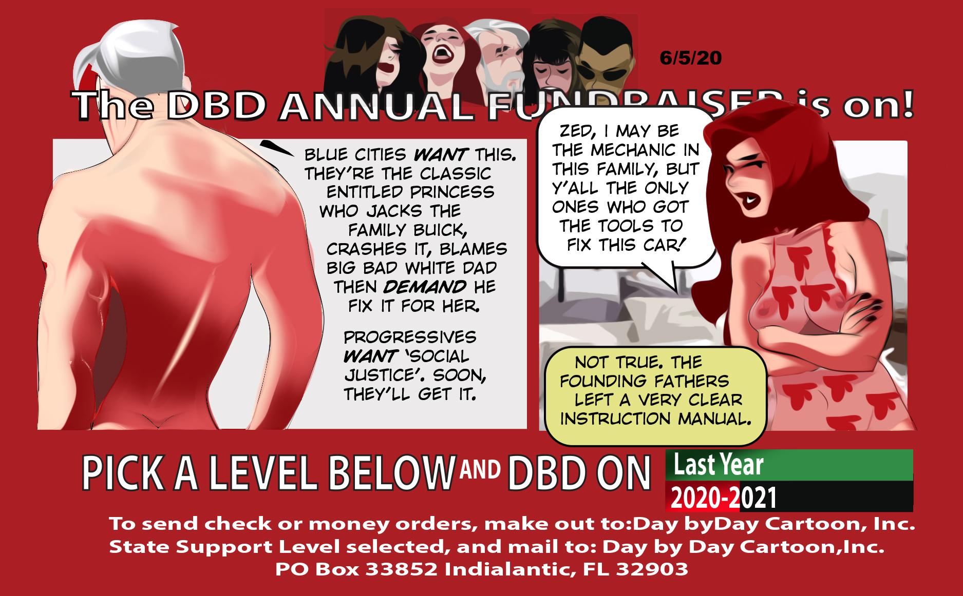 The Naked Truth. www.daybydaycartoon.com