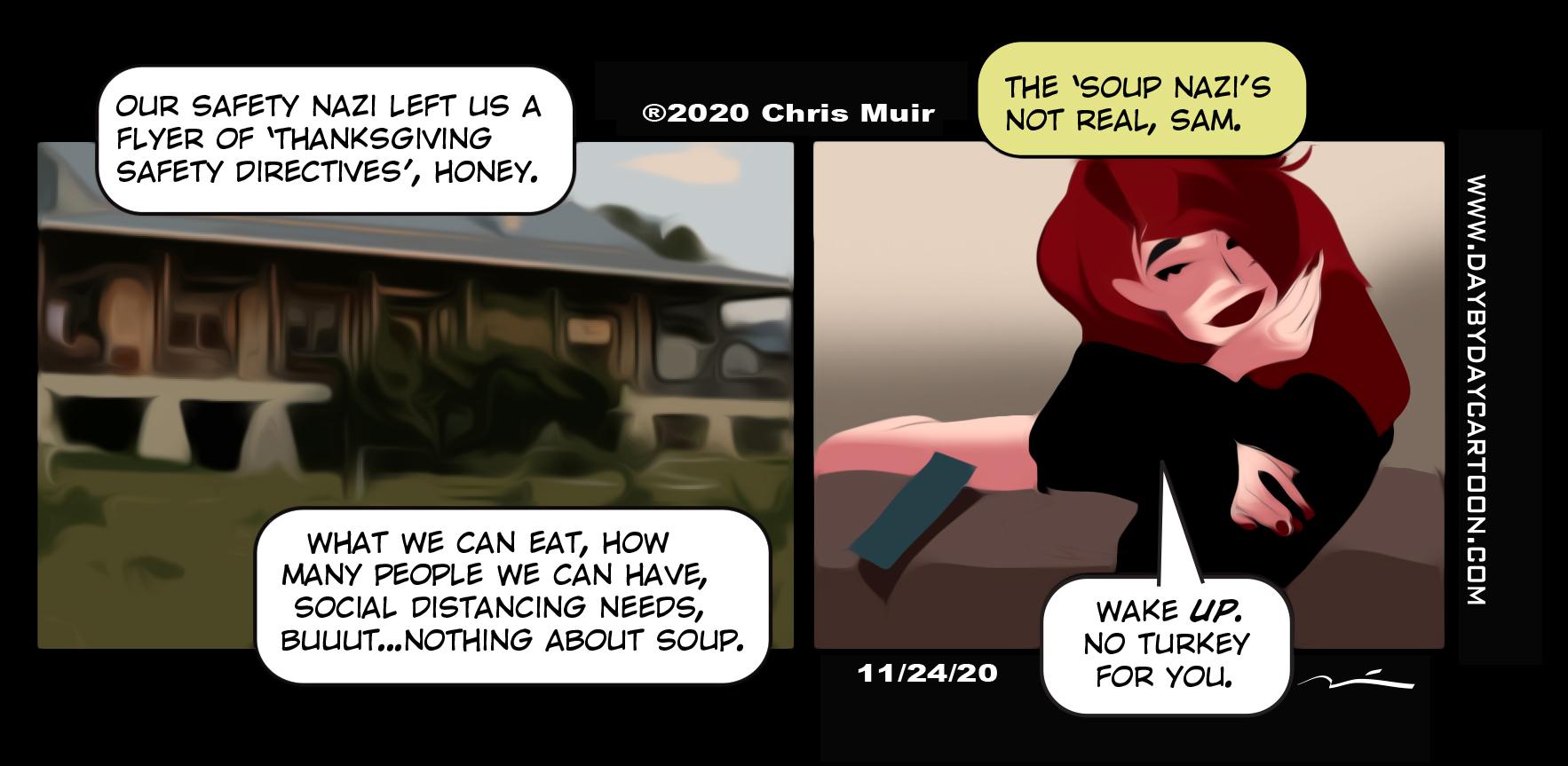Soup 4 1. www.daybydaycartoon.com